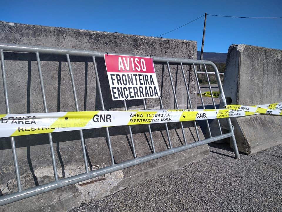 Fronteira de Vinhais abre a partir de terça-feira durante algumas horas