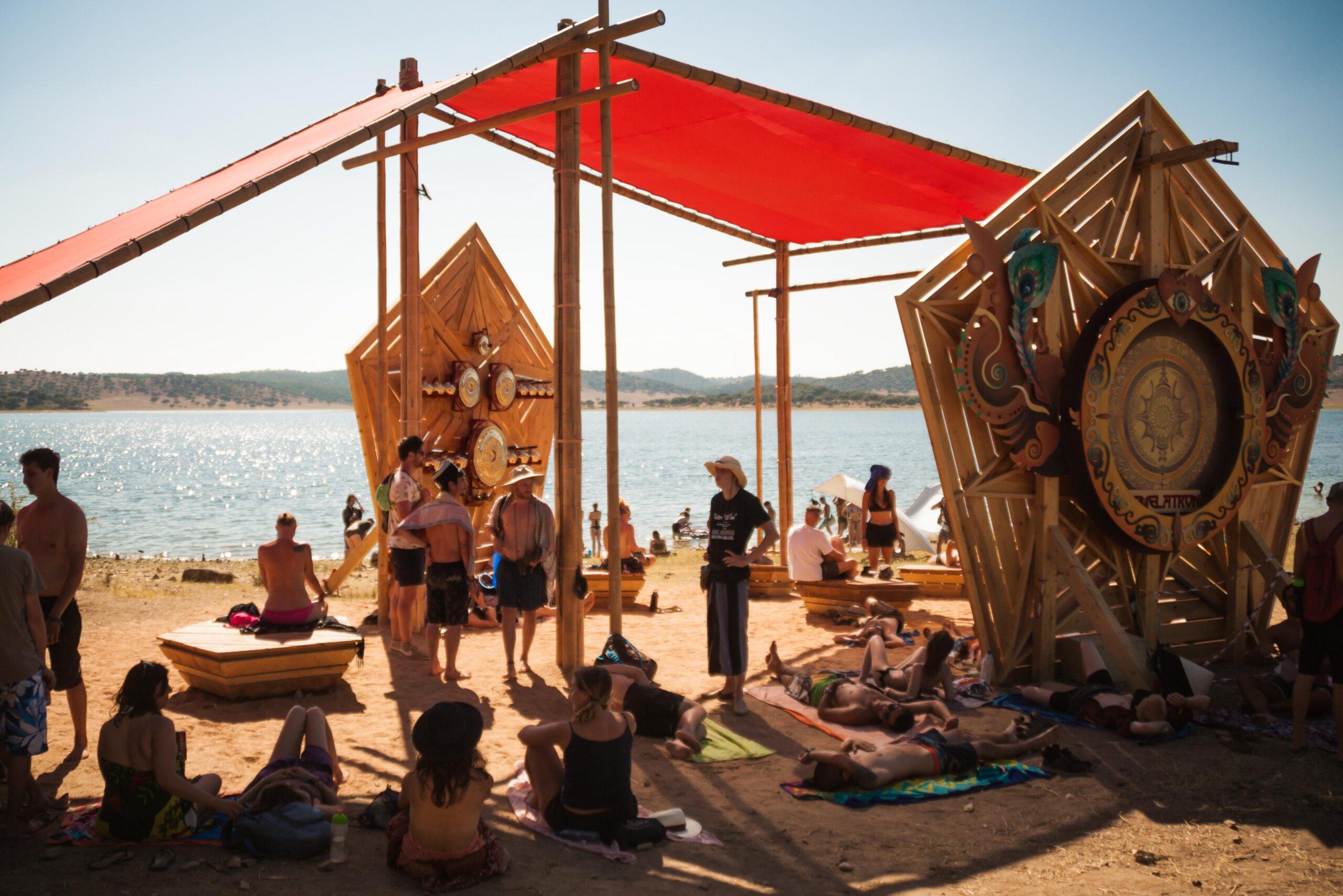 """Boom Festival propõe """"bolha sanitária"""" para tornar possíveis festivais em 2021"""