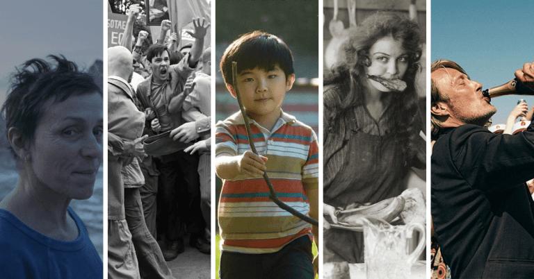 10 filmes para ver no regresso à sala de cinema