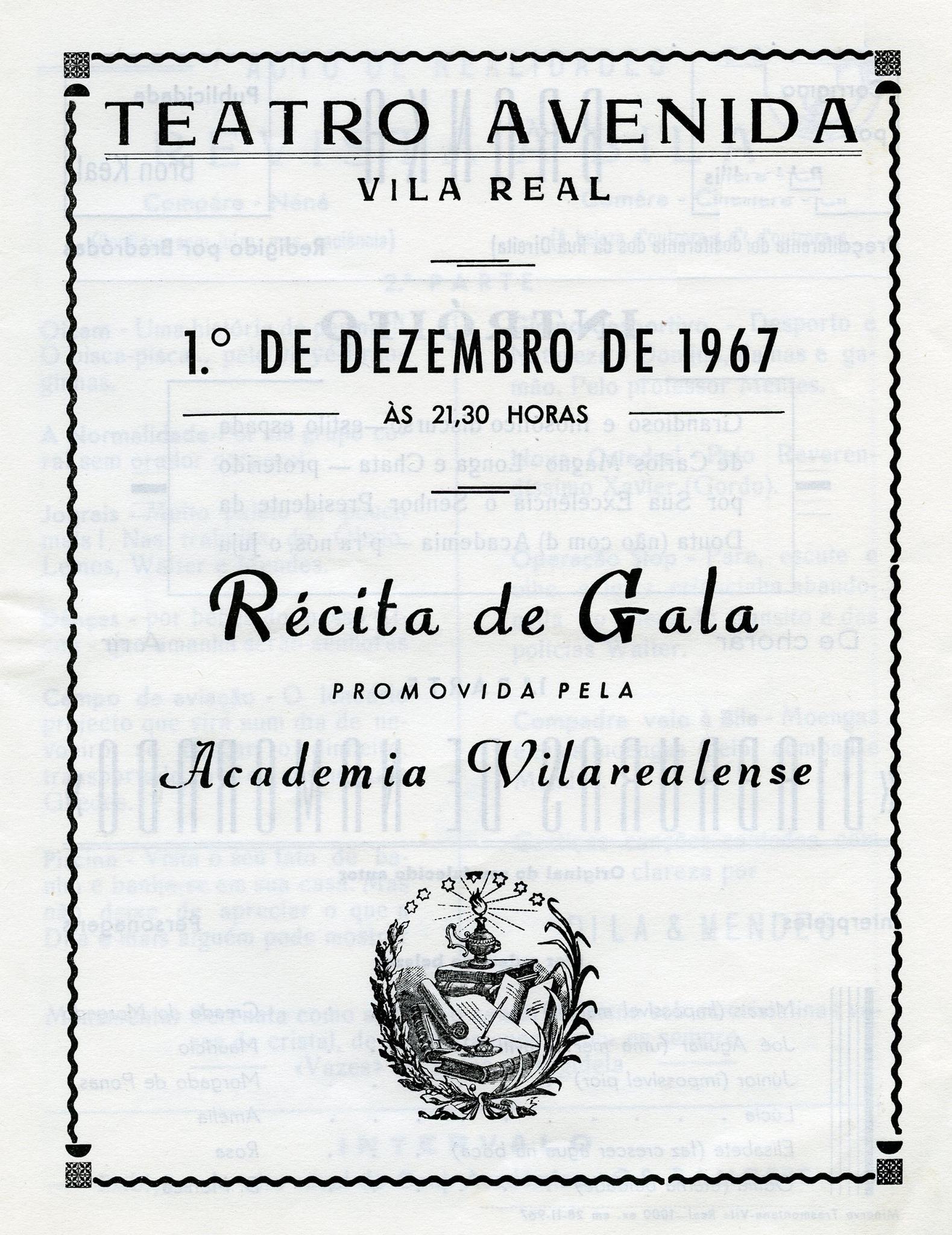 Club de Vila Real investiga história cultural e artística da cidade