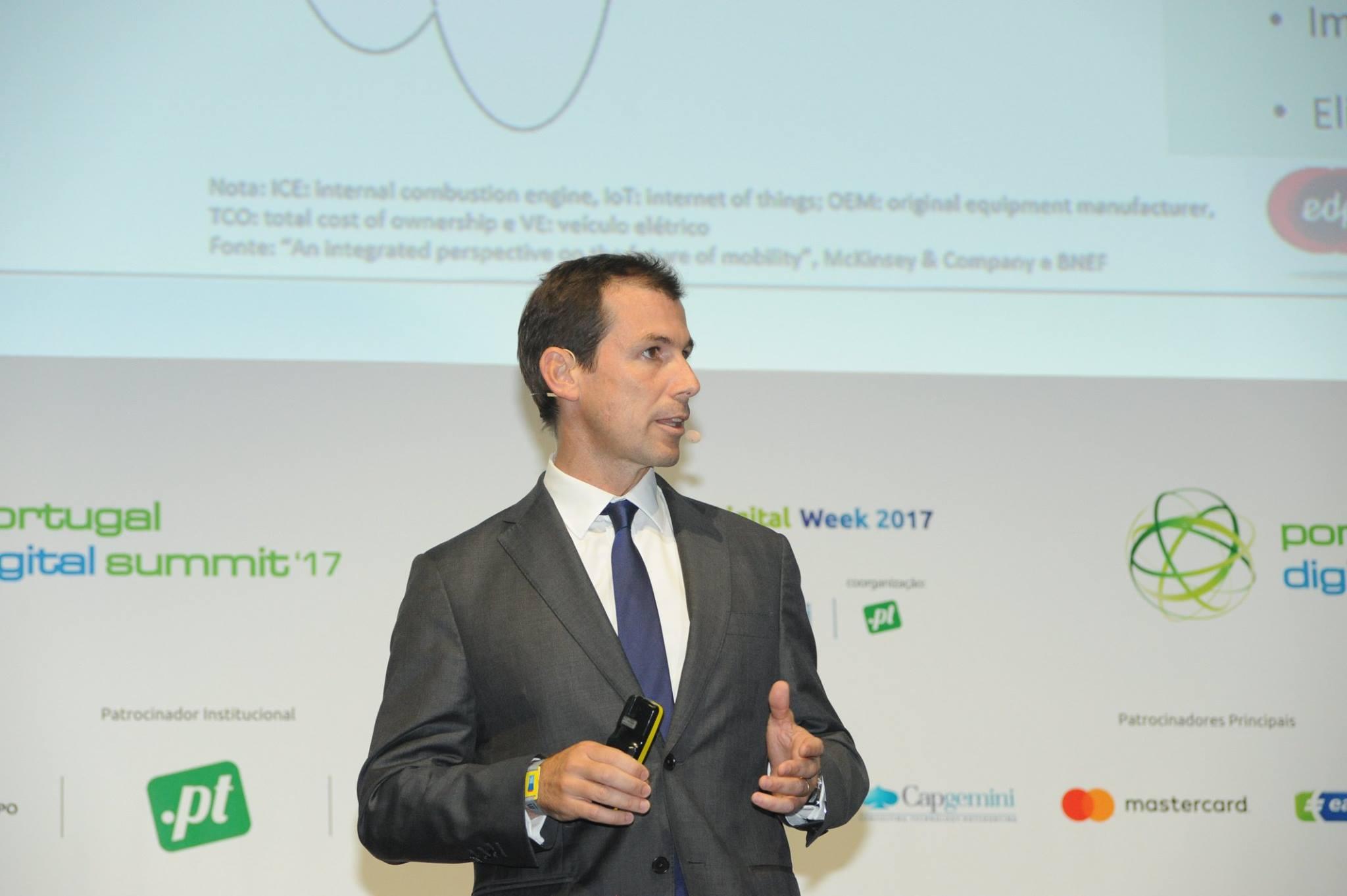 Presidente Executivo da EDP é hoje ouvido sobre a venda das barragens do Douro