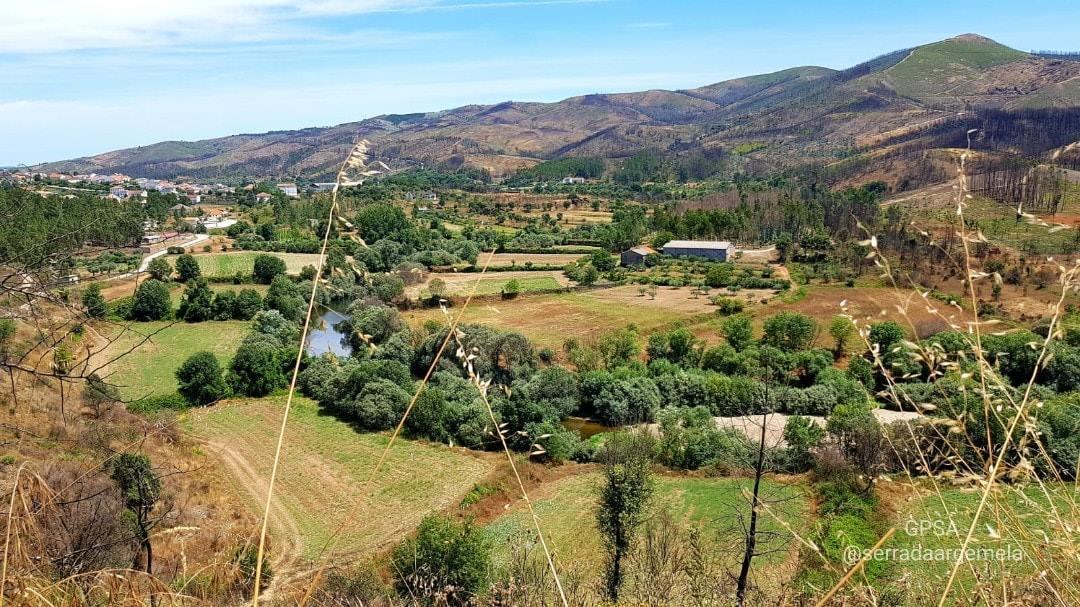 Grupo Pela Preservação da Serra da Argemela contra atribuição de fundos públicos para a exploração de lítio