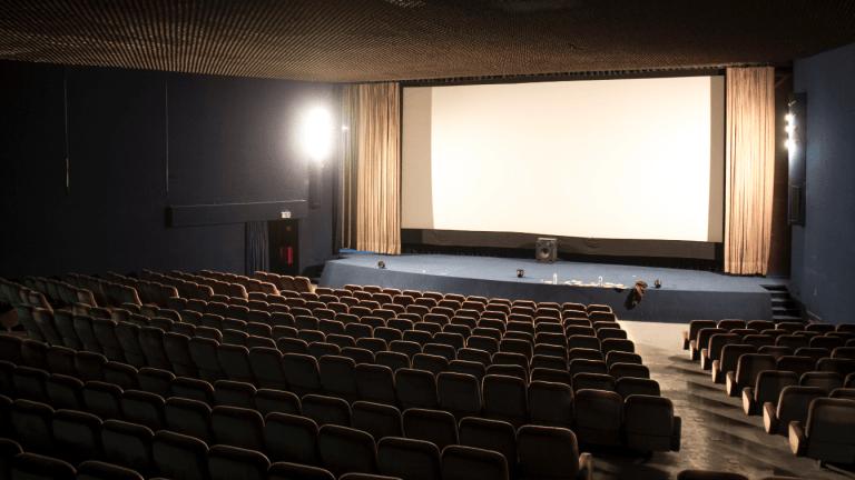 Cinemas Europeus tiveram uma quebra de 70,7% em 2020 por causa da pandemia