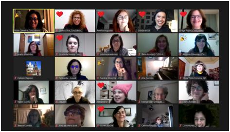 CooLabora assinalou Dia Internacional da Mulher com novos caminhos para a igualdade