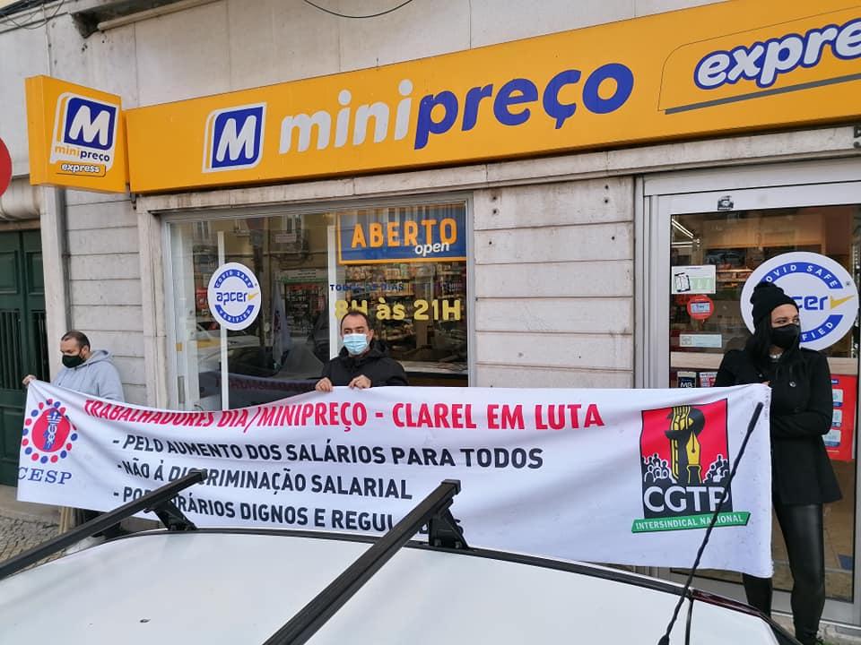Sindicato denuncia baixos salários na Dia Portugal