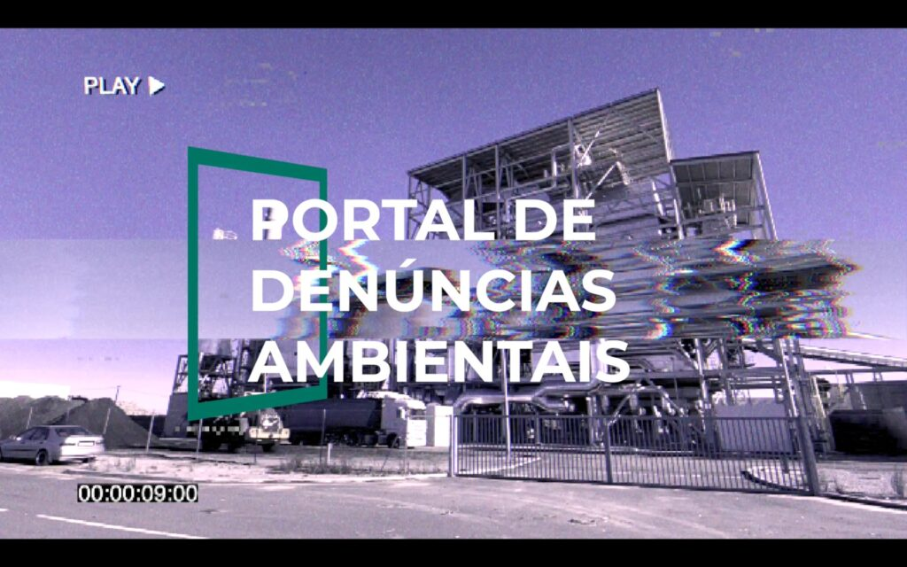 Portal de Denúncias Ambientais