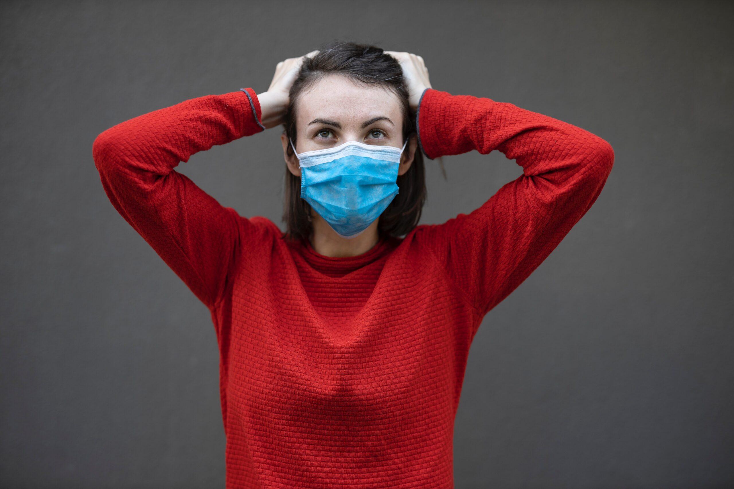 As Mulheres e a Pandemia