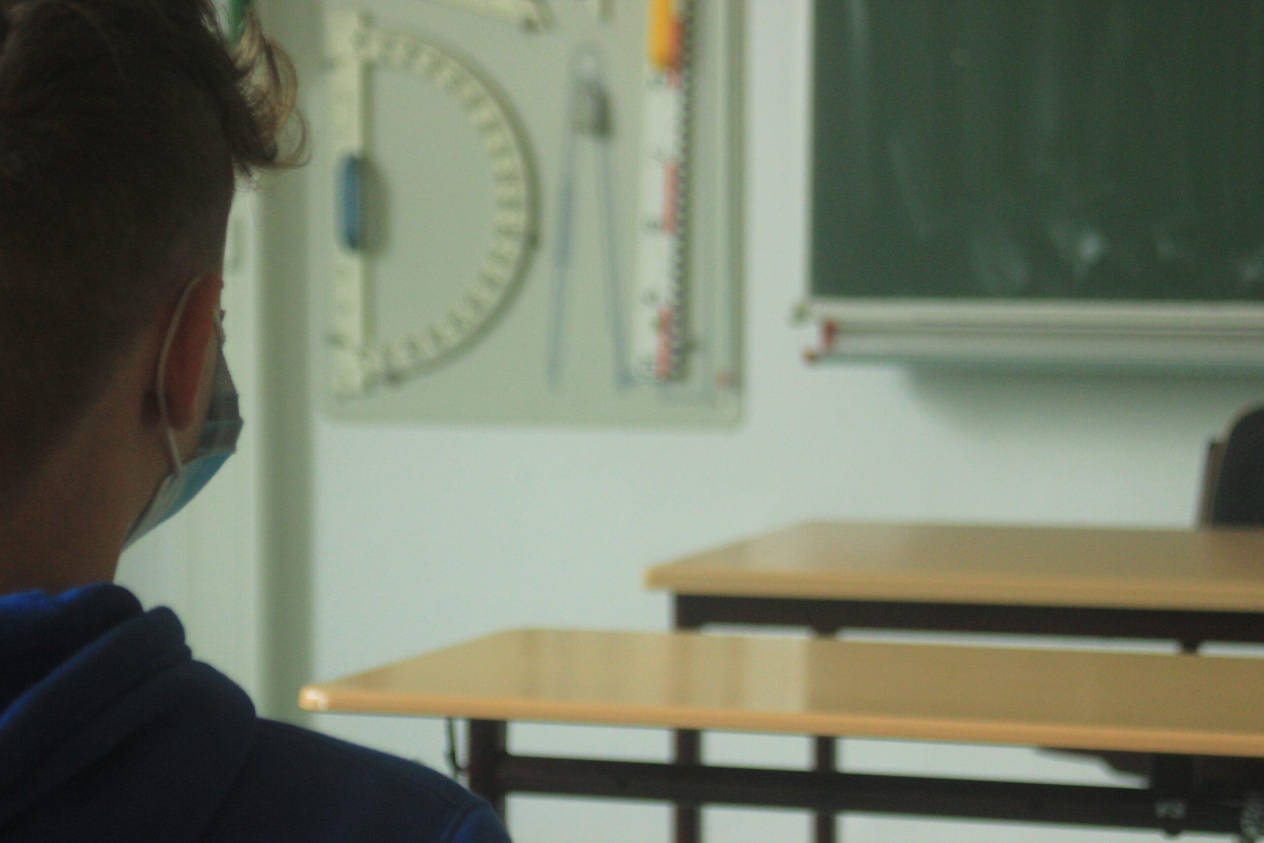Desconfinamento: É necessário reforçar as escolas