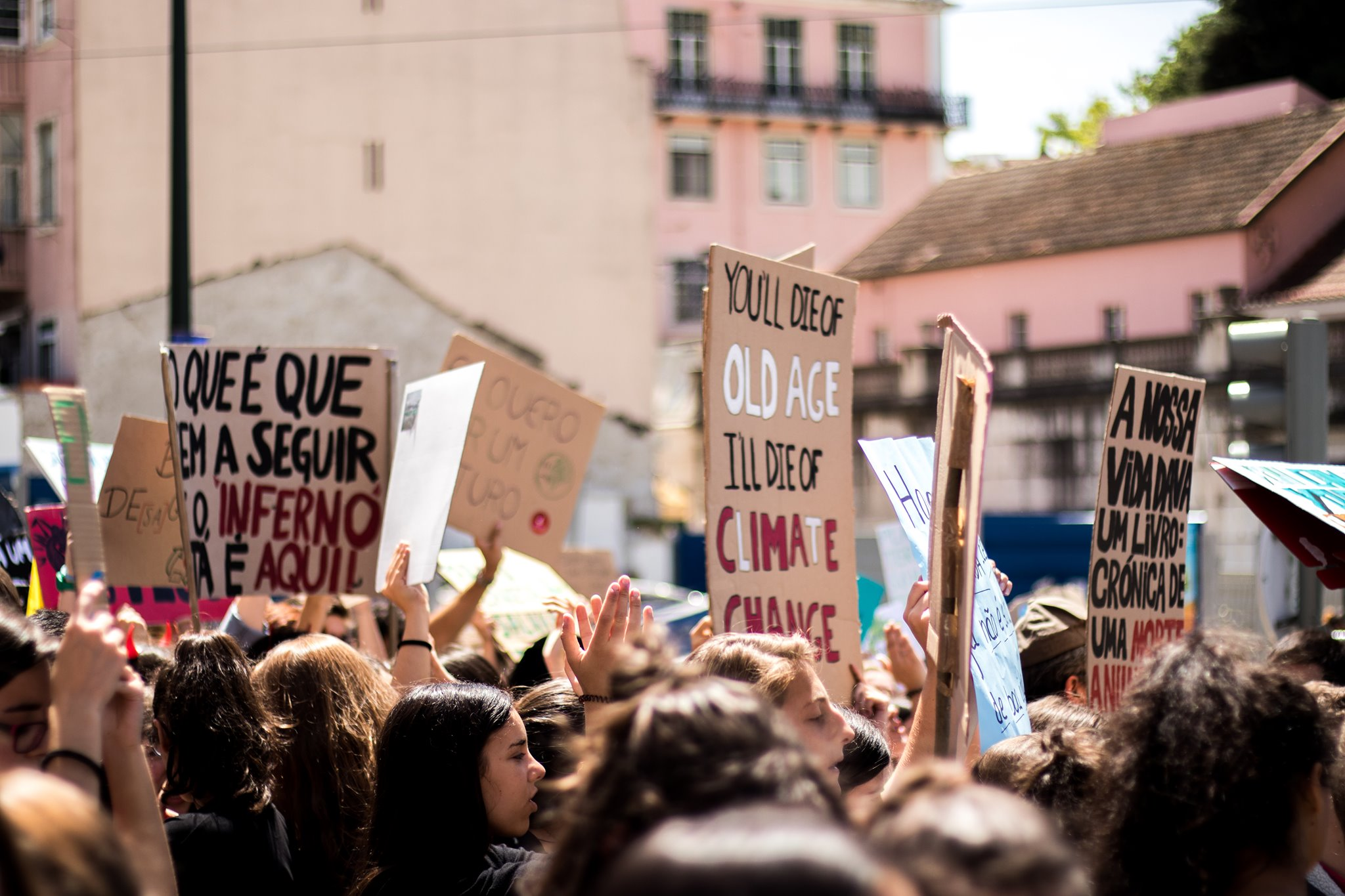 Dia da Terra: Greve Climática Estudantil sai às ruas hoje a amanhã
