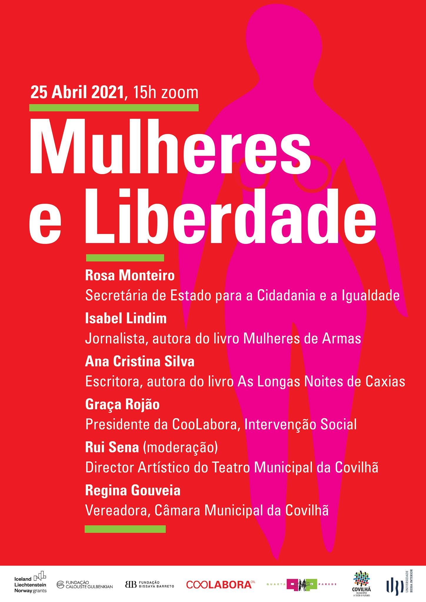 CooLabora promove debate pelo 25 de Abril