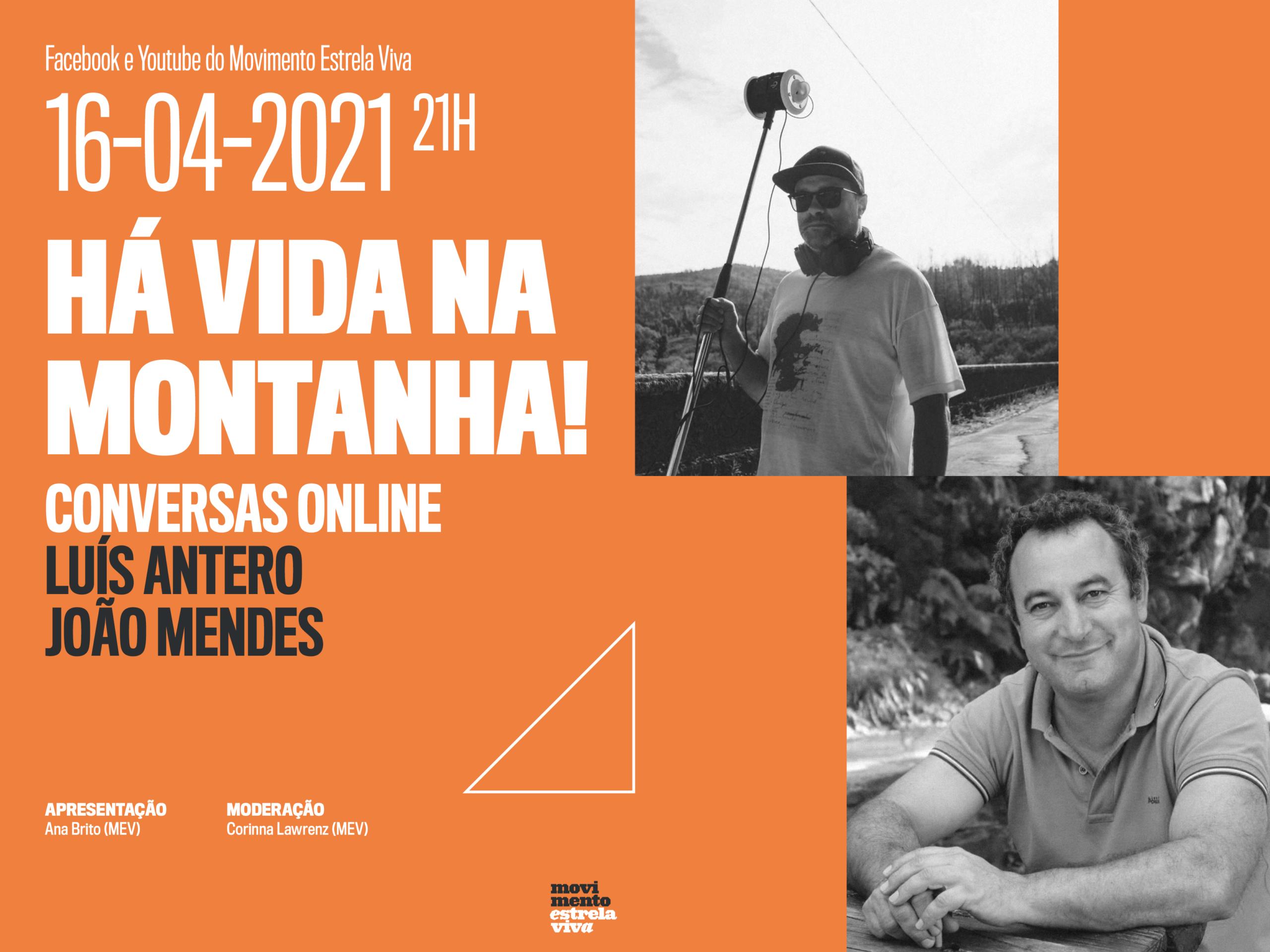 Movimento Estrela Viva promove ciclo de conversas online para discutir a vida nos territórios da Serra da Estrela