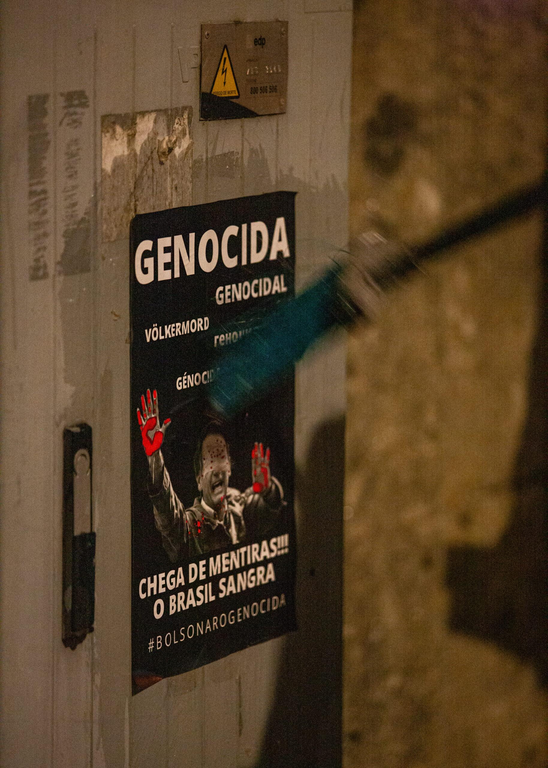 #ForaGenocida | Em defesa da vida no Brasil