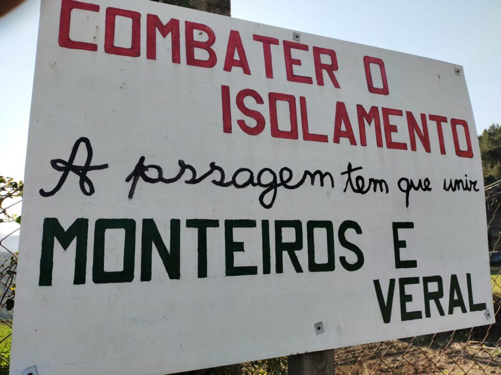 Ponte Monteiros e Veral