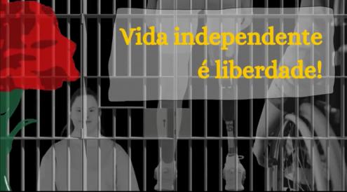 """Manifestação e estreia do documentário """"Deficiência e Vida Independente em Portugal"""""""