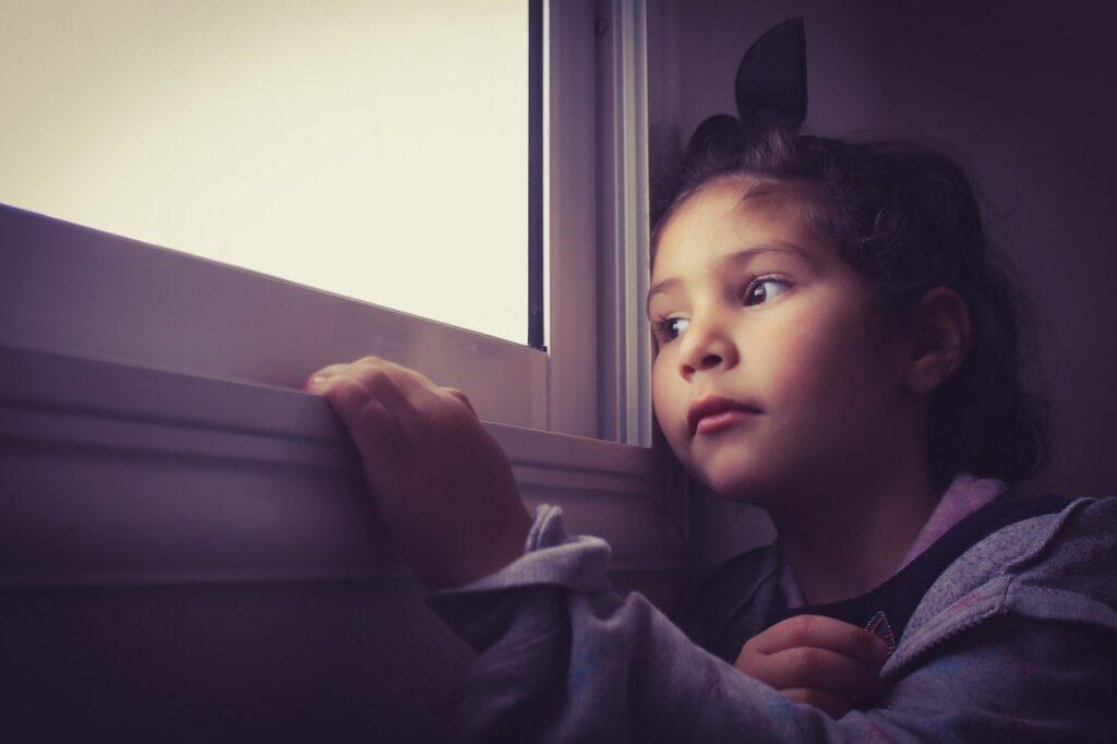 Criança / Confinanmento