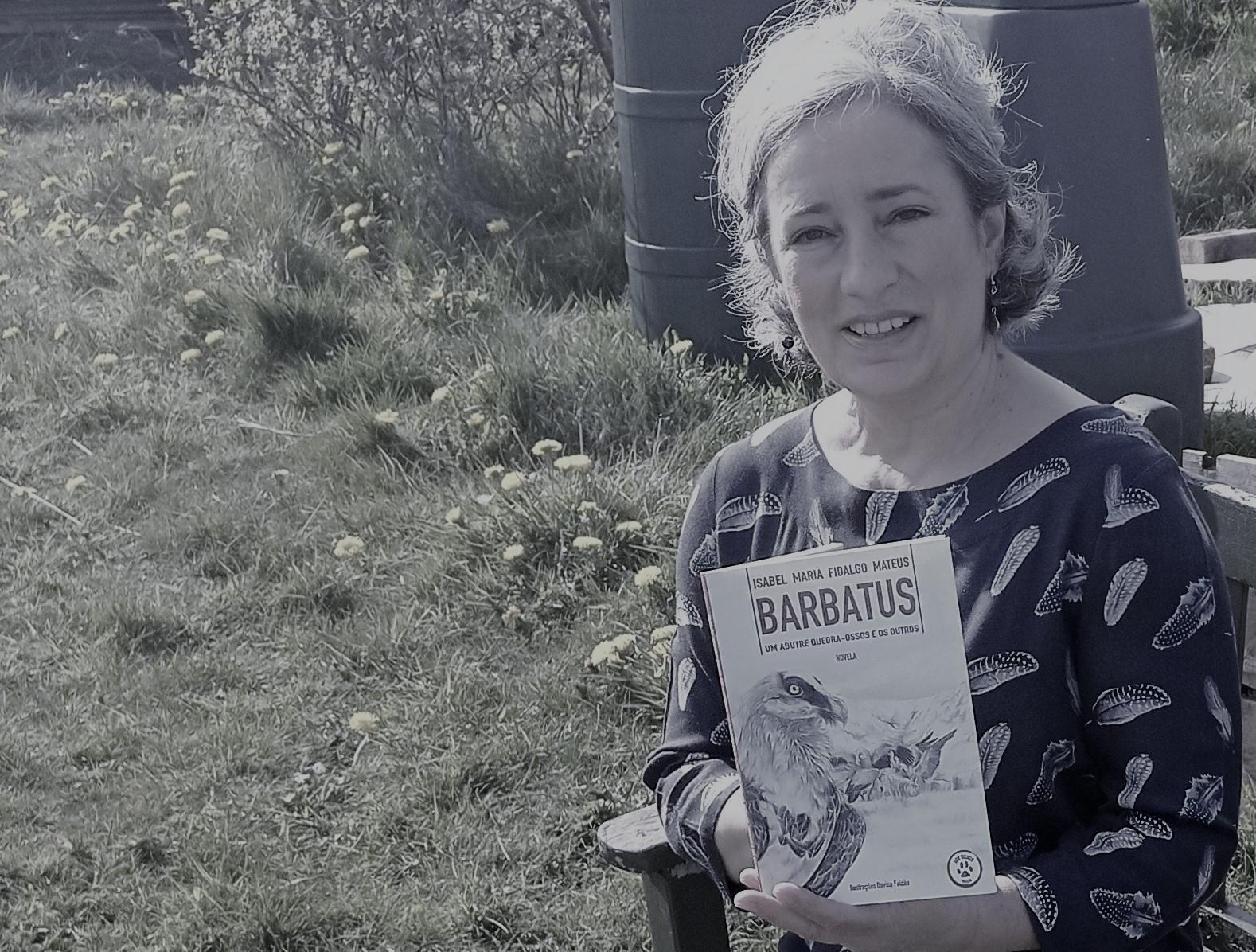 """Livro Barbatus: """"Quando comecei a pesquisa acerca dos abutres, inclinei-me, de imediato, para o abutre quebra-ossos"""""""