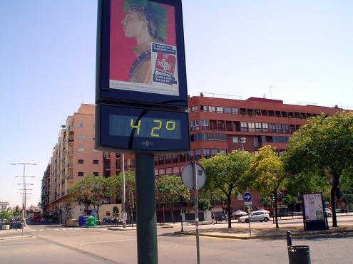 Península Ibérica: ondas de calor podem vir a ter dobro de intensidade em 2050