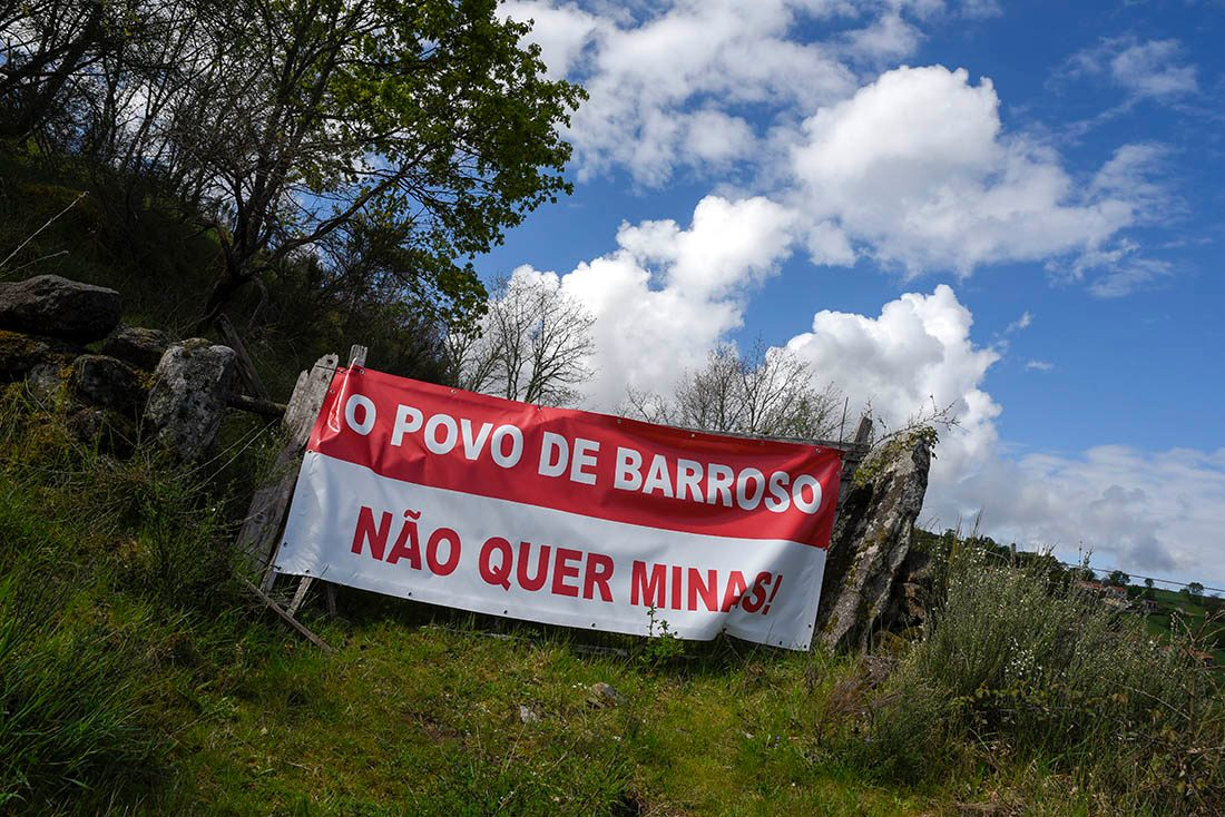 Mina do Barroso: Fundação Montescola avançou com ação contra o Ministério do Ambiente