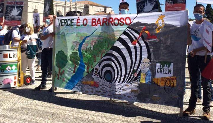 Mina do Barroso