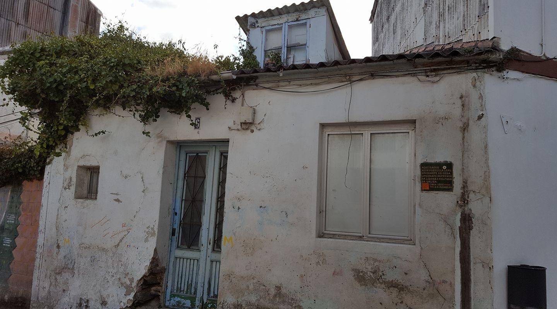 Manifesto em defesa dum uso cultural para a casa natal de Carvalho Calero