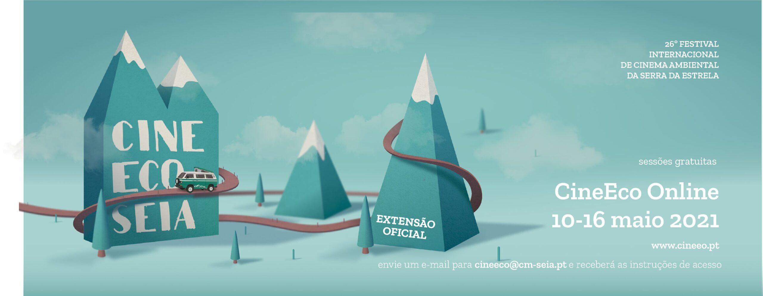 CineEco decorre pela 1ª vez em formato online e por todo o país