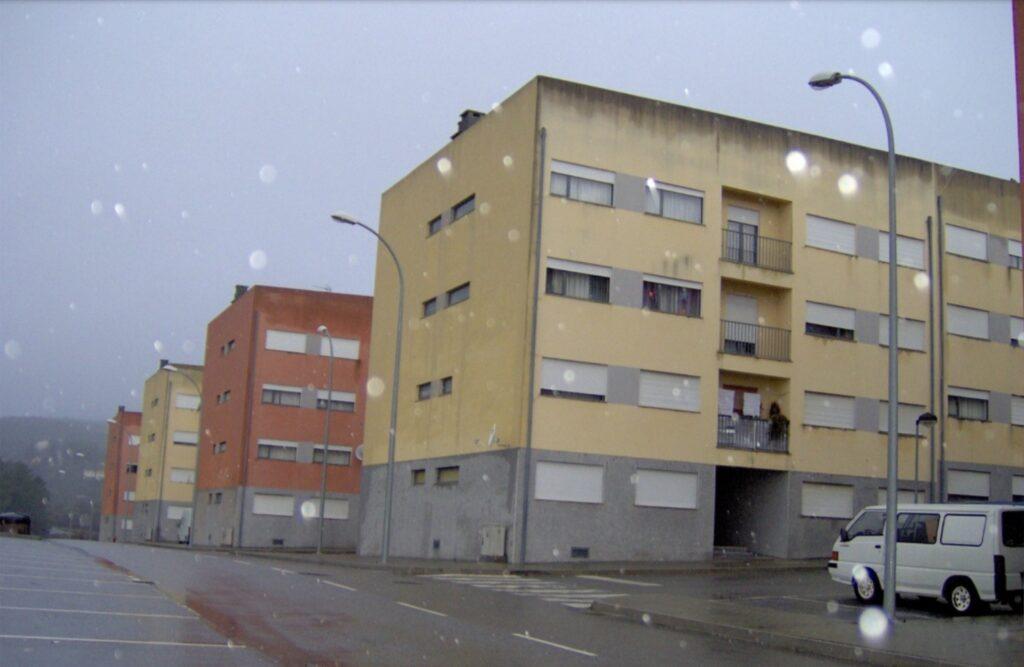 Blocos de Apartamentos do Bairro Social do Tortosendo