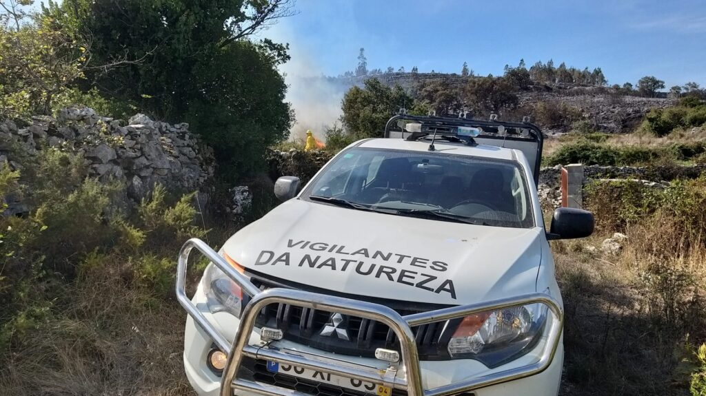 Vigilantes da Natureza