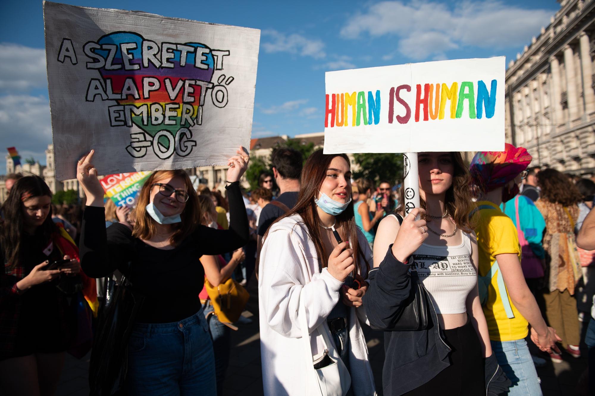 Hungria: Plataforma Já Marchavas condena lei anti-LGBTI+