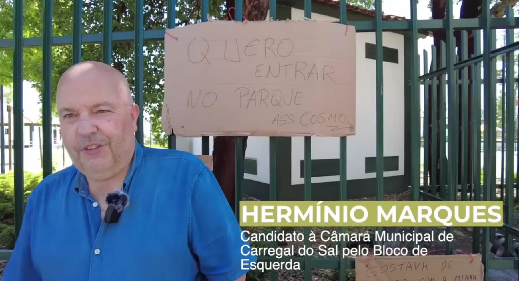 Vídeo: ManifestaCão | 5 de junho | Carregal do Sal