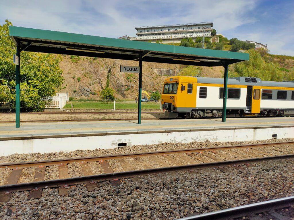 Comboio | Ferrovia Régua
