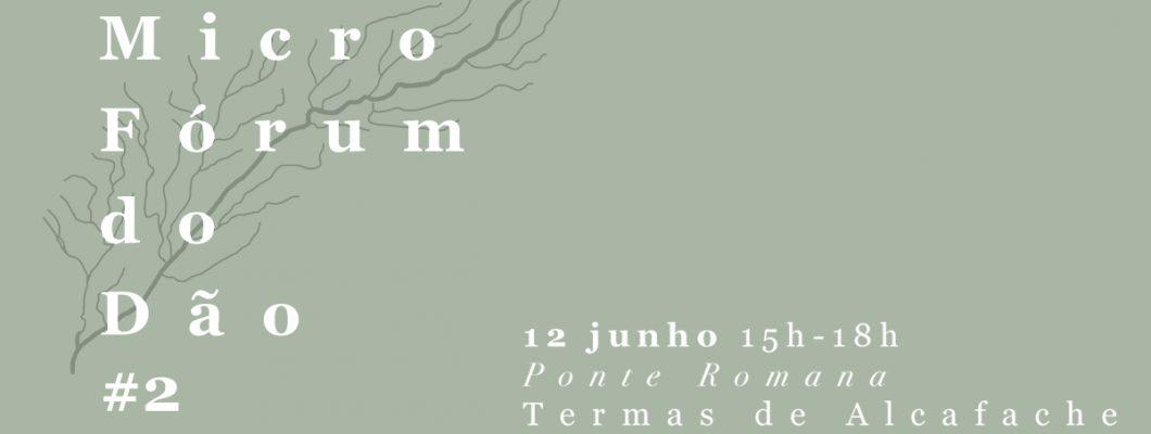Segunda edição do Micro Fórum do Dão será em Alcafache no dia 12 de junho