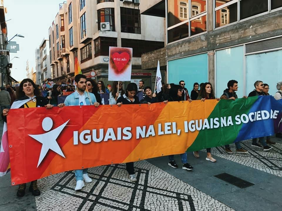 Militantes do Chega acusados de agressões homofóbicas em Viseu