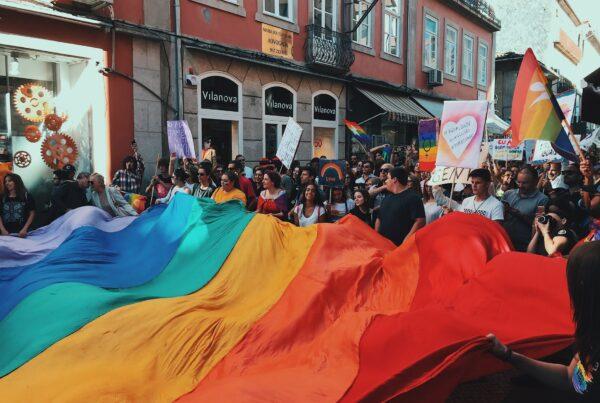 Marcha LGBTI+ de Viseu