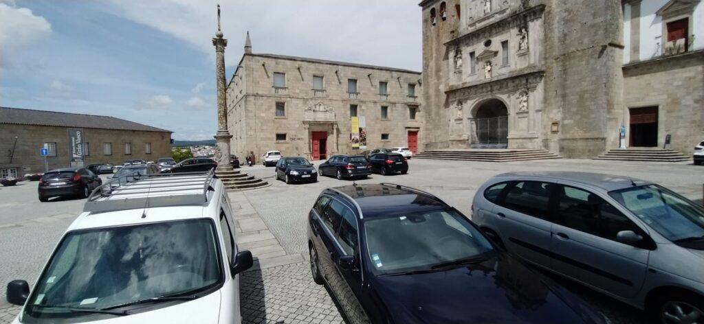 Estacionamento Centro Histórico de Viseu