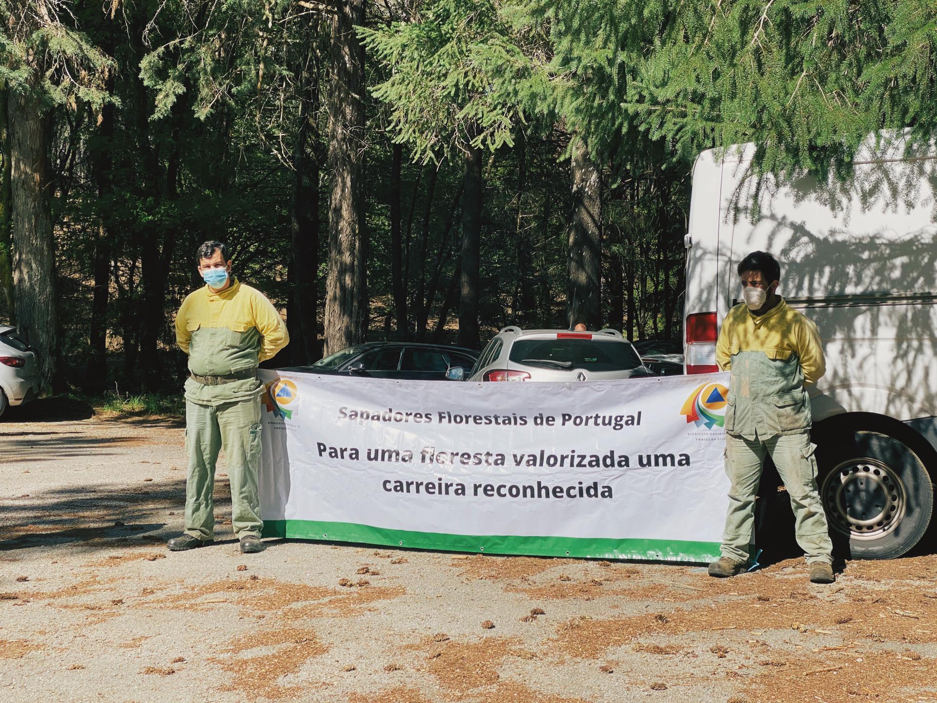 Viseu: Assembleia Municipal aprova moção de apoio à luta dos Sapadores Florestais