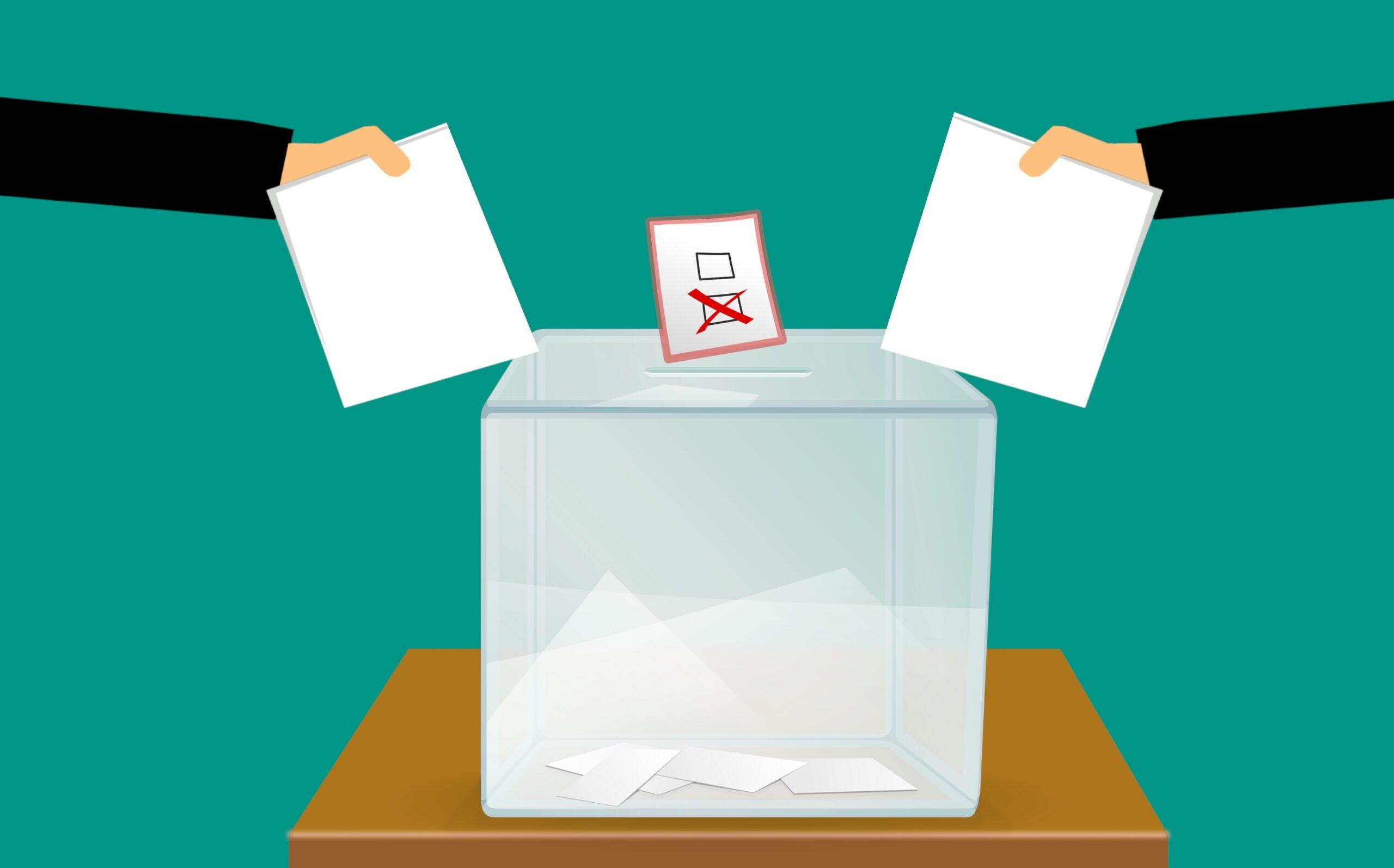 De 2017 a 2021 o interior continuou a perder eleitores