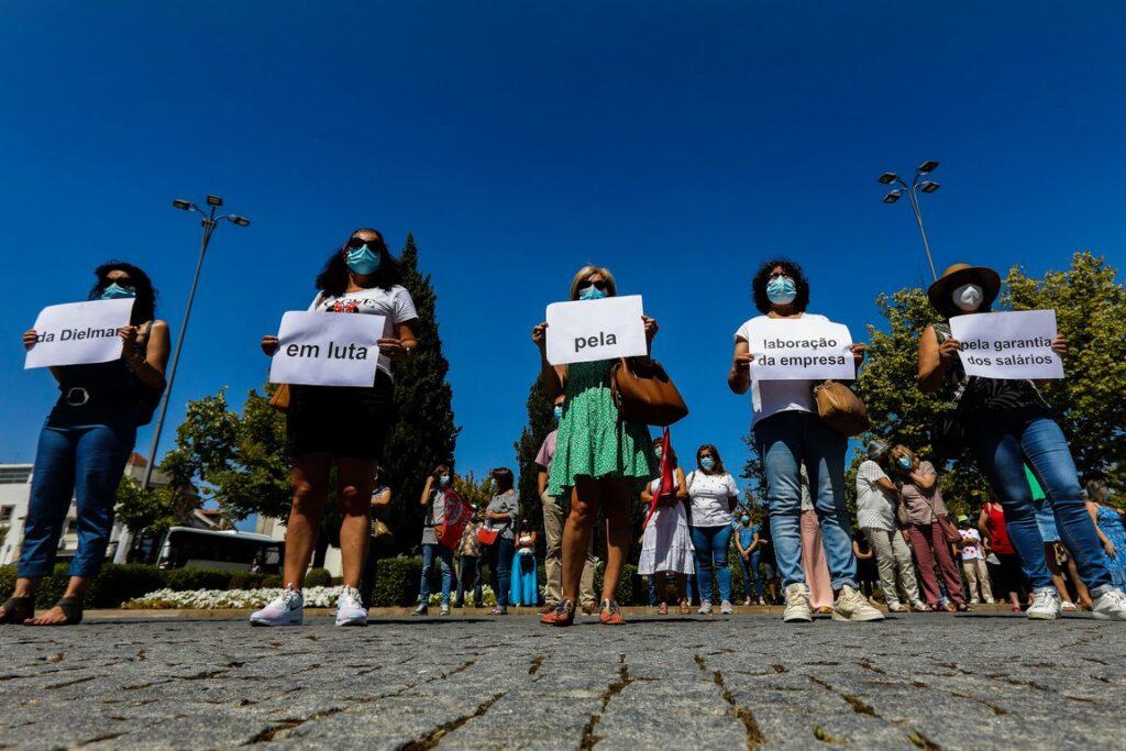 Manifestação Dielmar