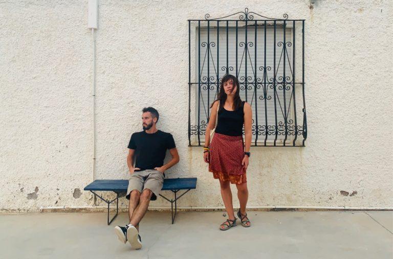 """Elena Martín e Pablo Santiago falam dos desafios e aprendizagens da rodagem de """"Risco de giz"""""""