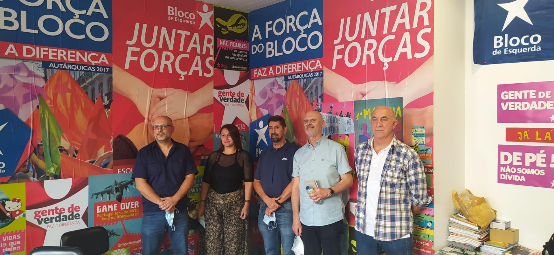 """""""O Bloco já defende há muito a gratuitidade dos transportes em Vila Real, ainda bem que outras forças políticas se juntaram a nós nesta luta recentemente"""""""