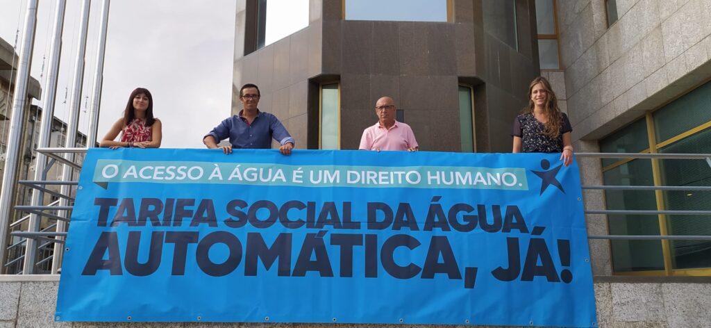 Tarifa Social Automática da Água - Guarda