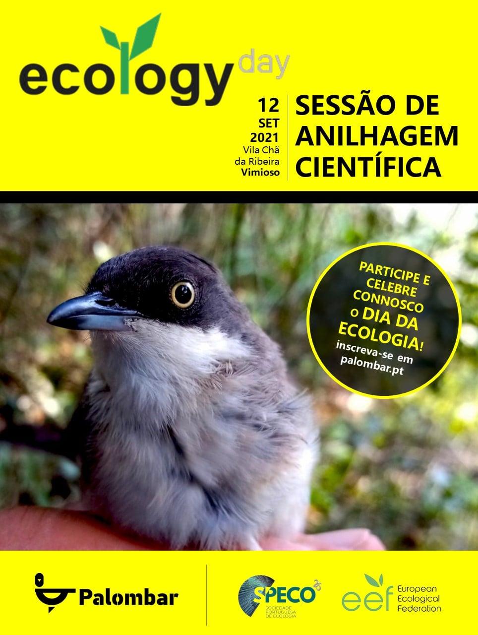 Ecology Day – Sessão de Anilhagem Científica