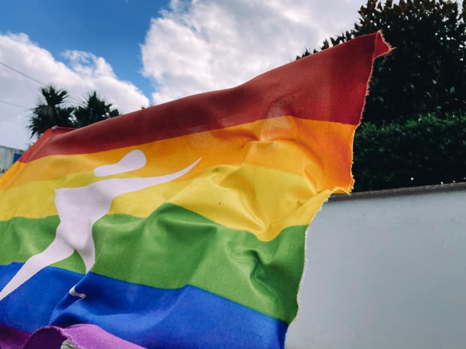 Bandeira LGBTI+ do Bloco