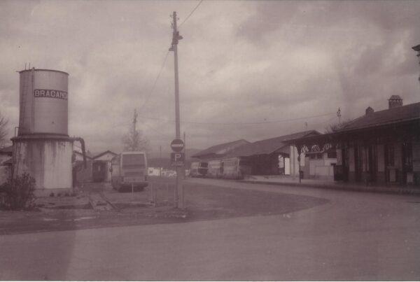 Estação Ferroviária de Bragança