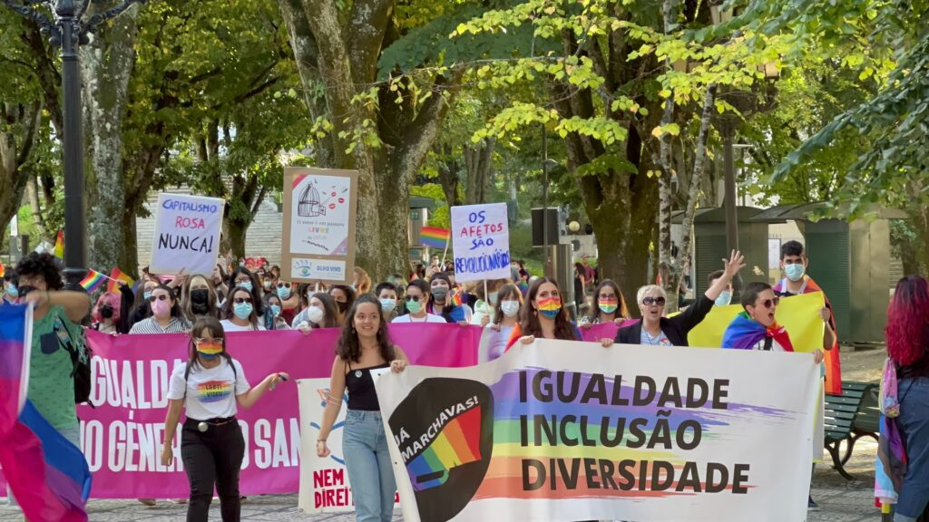 4.ª Marcha de Viseu LGBTI+