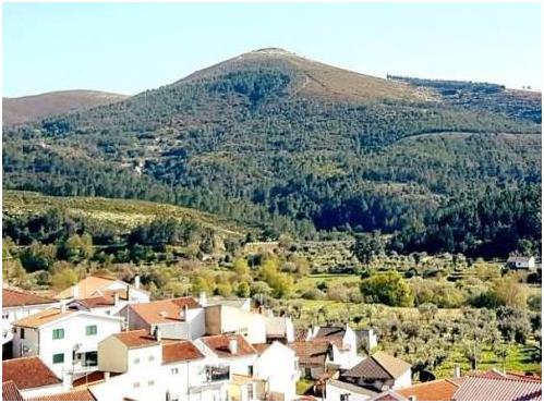 A Serra da Argemela