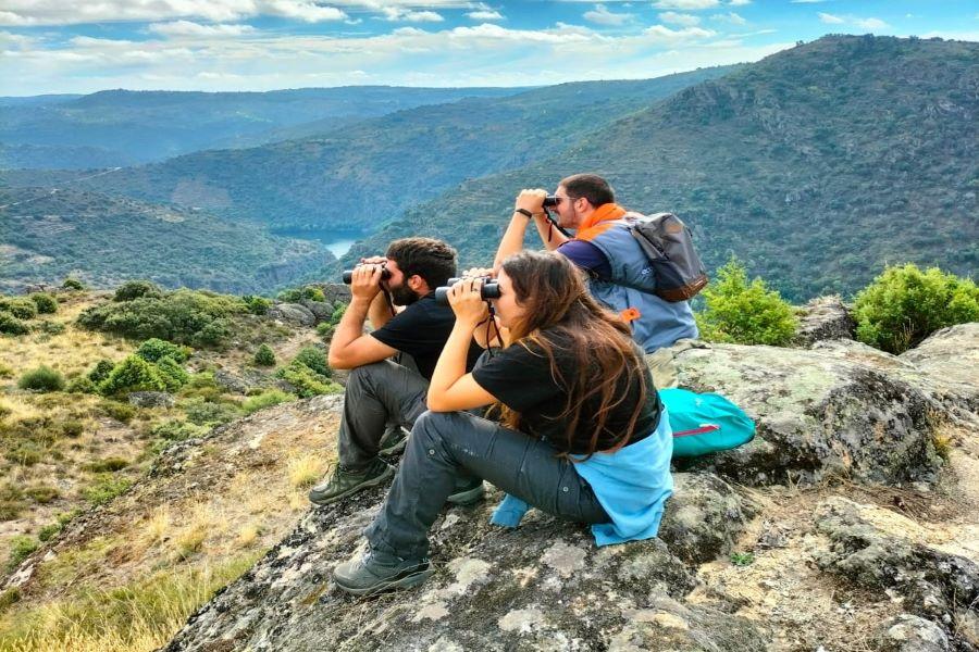 Eurobirdwatch 21, Vilarinho dos Galegos | Foto por Angelica Battistelli | Palombar